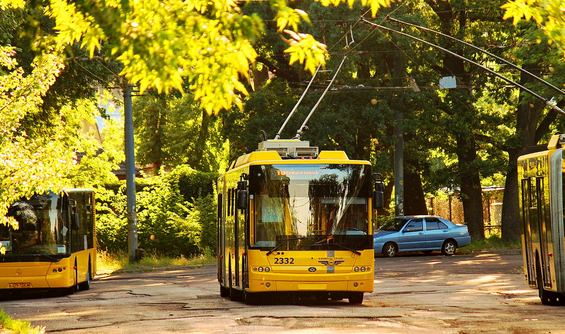 Киев. Богдан Т90110 №2332