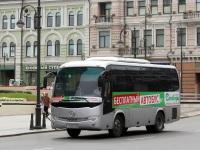 Владивосток. Higer KLQ6885 т610ау
