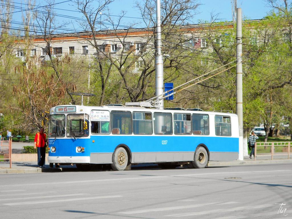 Волгоград. ЗиУ-682Г00 №1207