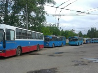 Владимир. Nordtroll-120MTr №160, ЗиУ-682Г00 №144, ЗиУ-682В-013 (ЗиУ-682В0В) №111