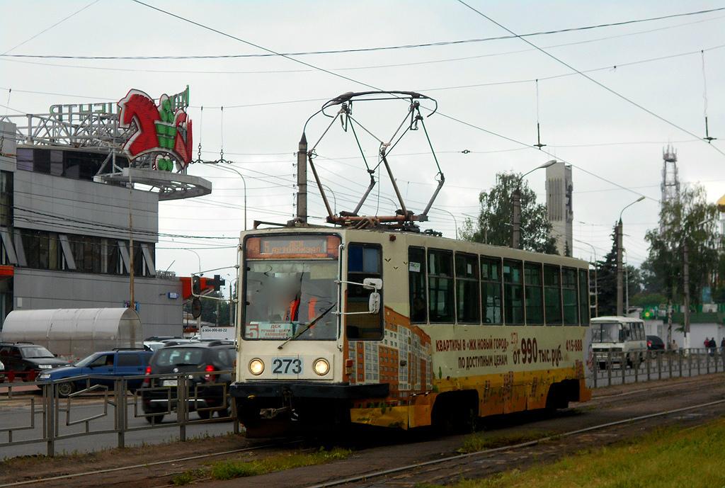 Тверь. 71-608К (КТМ-8) №273
