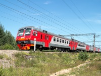 Приозерск. ЭД4М-0360