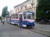 Запорожье. Tatra T6B5 (Tatra T3M) №446