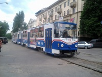 Запорожье. Tatra T6B5 (Tatra T3M) №418