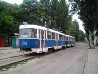 Запорожье. Tatra T3SU №399