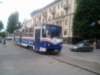 Запорожье. Tatra T6B5 (Tatra T3M) №453