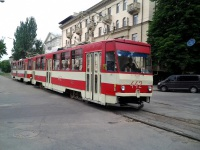 Запорожье. Tatra T6B5 (Tatra T3M) №442, Tatra T6B5 (Tatra T3M) №443
