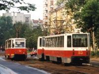 Ярославль. 71-608К (КТМ-8) №83, 71-608К (КТМ-8) №84, 71-605 (КТМ-5) №51