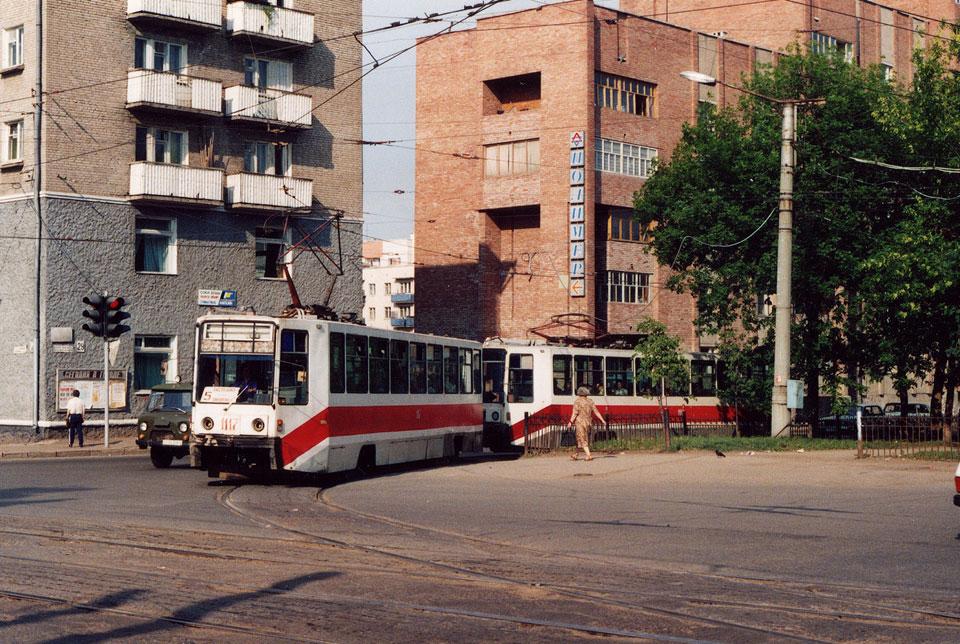 Уфа. 71-608К (КТМ-8) №1117, 71-608К (КТМ-8) №1115