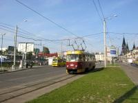 Львов. Tatra T4 №869