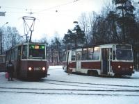 Санкт-Петербург. ЛВС-86К №8179, 71-605 (КТМ-5) №0867