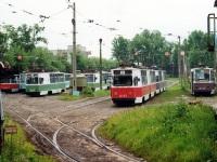 Санкт-Петербург. ЛВС-86К №8143, ЛВС-86К №8121, ЛВС-86К №8189, ЛМ-68М №8624