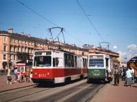 Санкт-Петербург. ЛВС-86К №8192, ЛМ-68М №8633