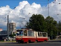 Санкт-Петербург. ЛВС-86К №7051
