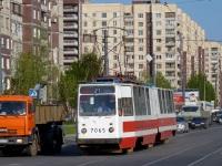 Санкт-Петербург. ЛВС-86К №7065