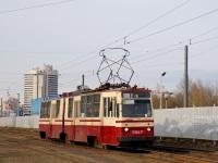 Санкт-Петербург. ЛВС-86К №5047