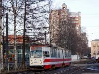 Санкт-Петербург. ЛВС-86К №5052