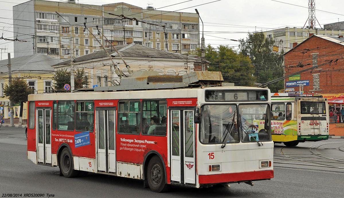 Тула. ВМЗ-5298-20 №15