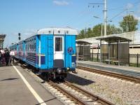 Санкт-Петербург. Поезд «Сказка»