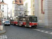 Прага. Tatra T6A5 №8687