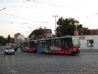 Прага. Tatra T6A5 №8675