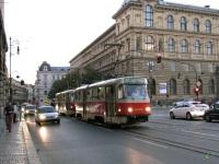 Прага. Tatra T3 №8423
