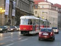 Прага. Tatra T3 №8503