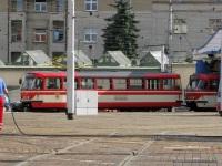Прага. Tatra T3 №5524