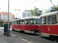 Прага. Tatra T3 №8382, Tatra T3 №8383