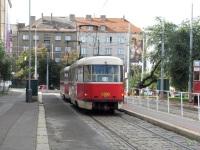 Прага. Tatra T3 №8383