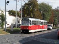 Прага. Tatra T3 №8214