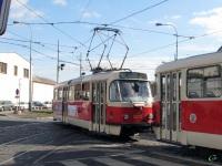 Прага. Tatra T3 №8215