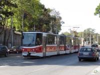 Прага. Tatra KT8D5 №9093