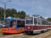 Смоленск. 71-623-01 (КТМ-23) №245, 71-605А (КТМ-5А) №198