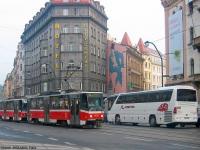 Прага. Tatra T6A5 №8729
