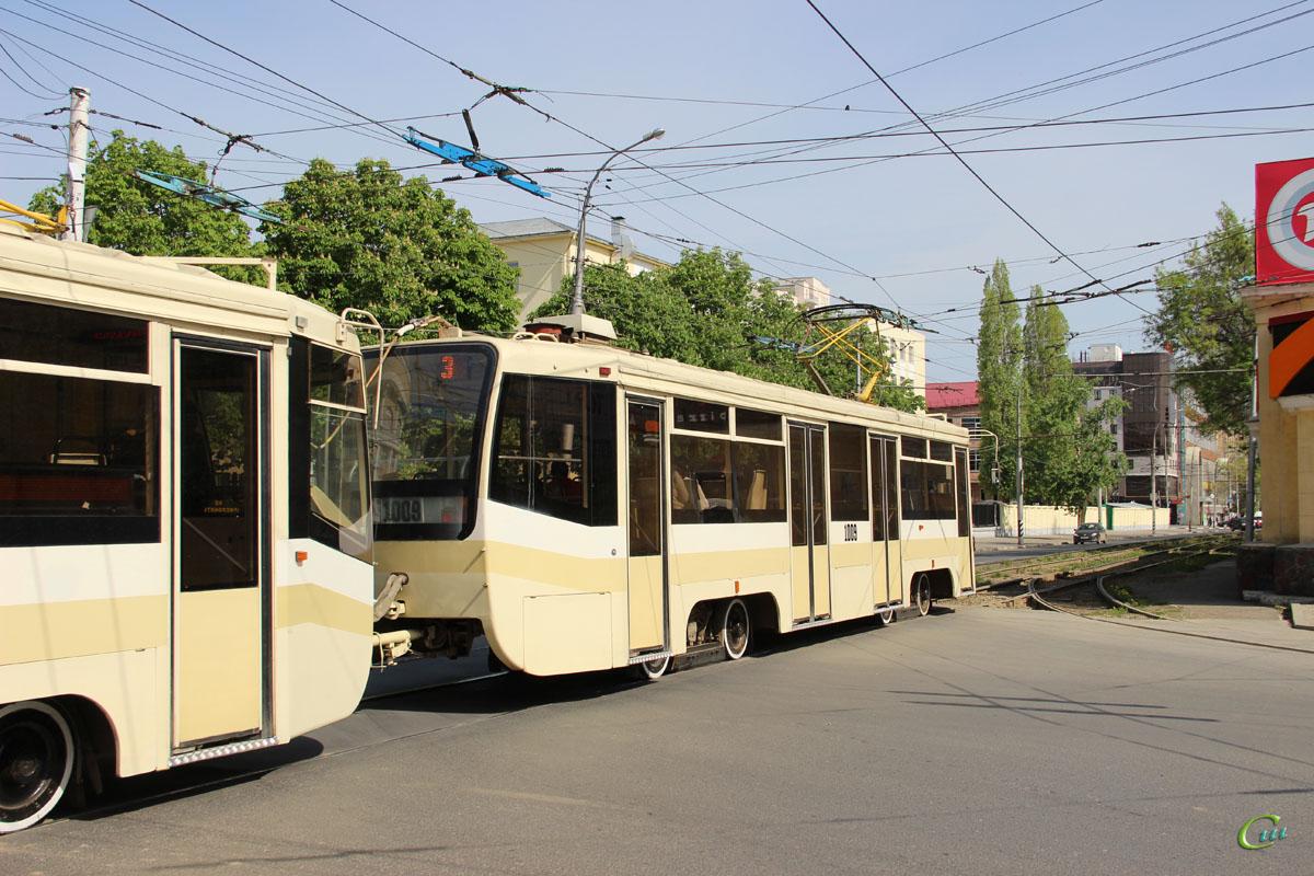 Саратов. 71-619КТ (КТМ-19КТ) №1009