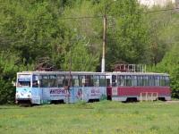 Саратов. 71-605 (КТМ-5) №1291, 71-605 (КТМ-5) №1293