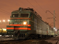 Москва. ВЛ11м-217, ВЛ11м-219