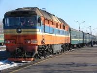Комсомольск-на-Амуре. ТЭП70-0536