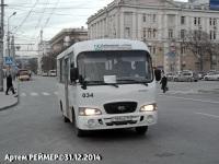 Ростов-на-Дону. Hyundai County SWB с989ое