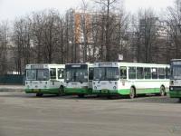 Москва. ЛиАЗ-5256.25 ае949, Ikarus 415 ае792, ЛиАЗ-5256.25 ау161