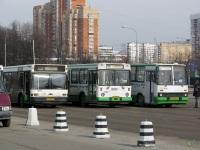 Москва. МАЗ-103.060 аа164, ЛиАЗ-5256.25 ее036, Ikarus 280.33 ат310