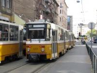 Будапешт. Tatra T5C5 №4203