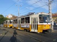 Будапешт. Tatra T5C5 №4068