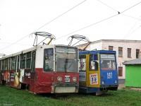Смоленск. 71-608К (КТМ-8) №207, 71-608К (КТМ-8) №208, 71-605А (КТМ-5А) №197