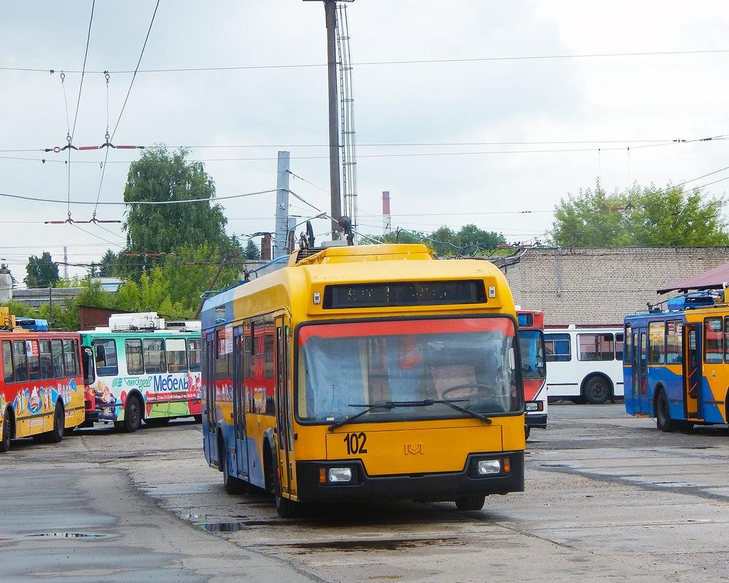 Гродно. АКСМ-32102 №102