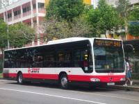 Сингапур. Mercedes-Benz O530 Citaro SMB151H