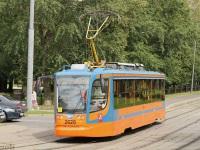Москва. Трамвай 71-623-02 (КТМ-23) № 2628, маршрут 17