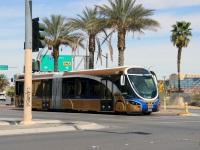 Лас-Вегас. Wright StreetCar RTV EX 56700