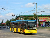 Кривой Рог. ЛАЗ-Е183 №662